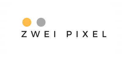Zwei Pixel für ein Bild